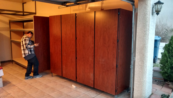 See What Our Customers Had To Say About Bigfoot Garage Cabinets Of Las Vegas !