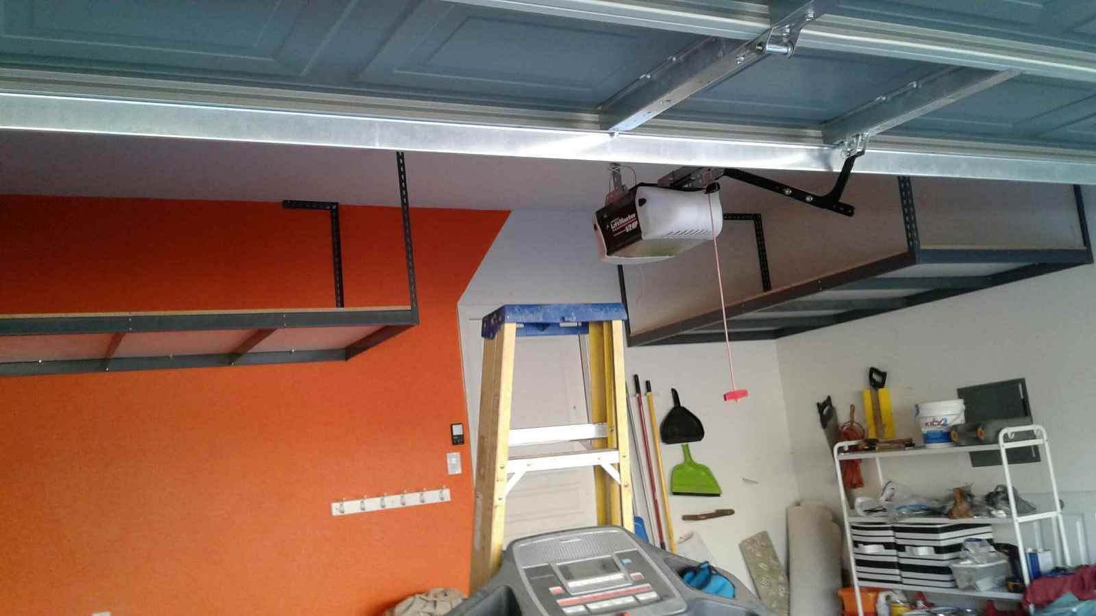 Charming Our Team Of Professionals Will Manufacture Your Garage Storage Systems In A  Timely Manner. Our Overhead Storage Systems Are Done Promptly And At An ...